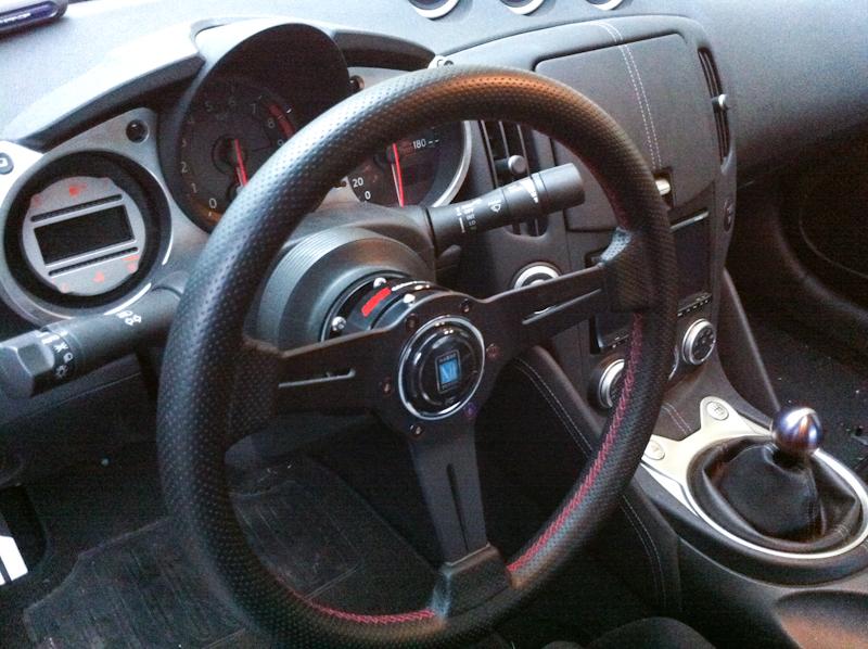 Gallery For Gt 370z Steering Wheel